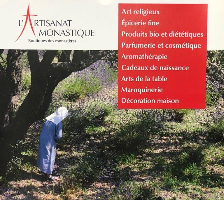 Boutique artisanat monastique