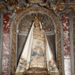 Sainte Vierge de Verdelais - manteau blanc 2