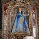 Sainte Vierge de Verdelais - manteau bleu 2