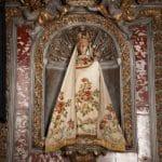 Sainte Vierge de Verdelais - manteau blanc
