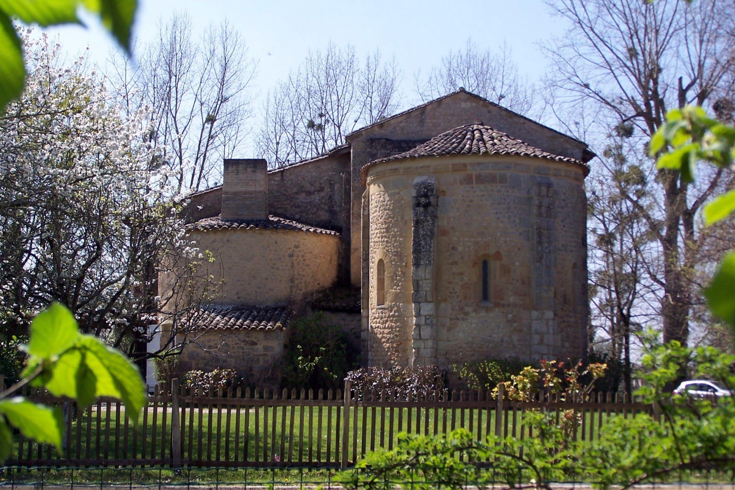 Eglise St Maurice d'Aubiac