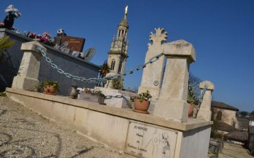 Tombe Toulouse Lautrec